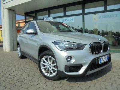 usata BMW X1 sDrive18d Business Navigatore Automatica
