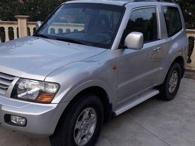 usata Mitsubishi Pajero 3.2 did anno 2008 benvenuti auto