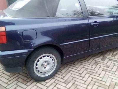 usata VW Golf Cabriolet 1.8/75 CV cat Avantgarde
