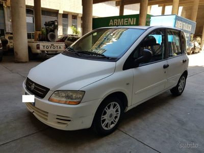 second-hand Fiat Multipla 1,9 multijet 6 posti tagl certific