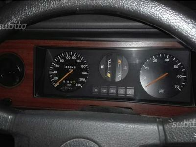 usata Ford Taunus 1600 berlina 4 porte-anno 1982