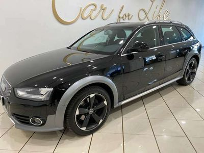 usata Audi A4 Allroad 2.0 TDI 190 CV Quattro Business Full Optionals