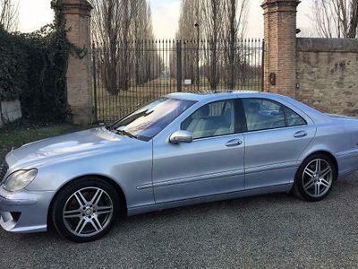 usata Mercedes S55 AMG AMG Classe (W/V220) cat