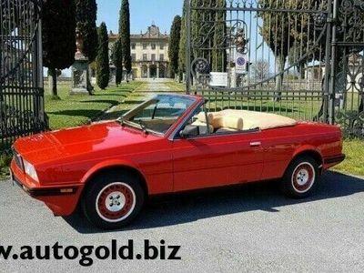 usata Maserati Biturbo Rara 276 prodotte(permute )