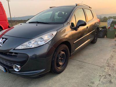usado Peugeot 207 1.6 benzina GPL KM 13000