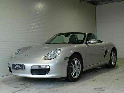 usata Porsche Boxster 2.7 24V