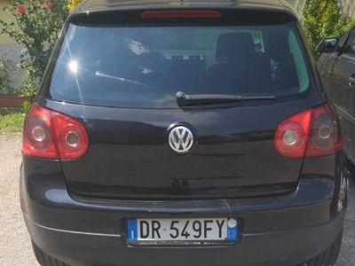 usata VW Golf V 2.0 Tdi 4mot. SportLine