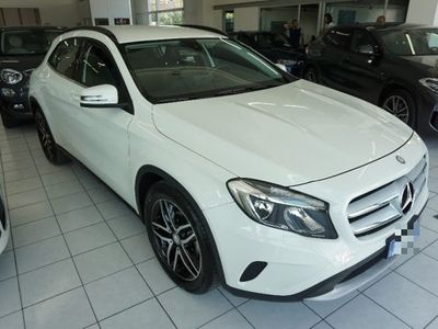 used Mercedes GLA180 d Business usato