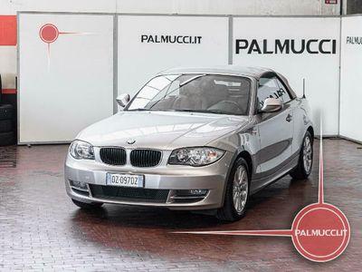 usata BMW 118 Cabriolet Allestimento futura 2.0 Diesel 143cv