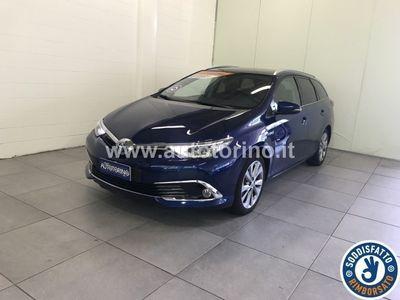 used Toyota Auris AURIS TSTS 1.8 hybrid Business cvt