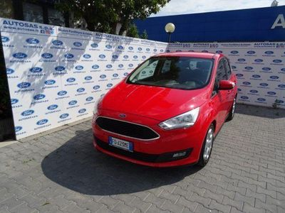 used Ford C-MAX 1.0 EcoBoost 100CV Start&Stop Plus del 2016 usata a Firenze