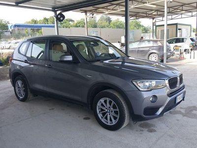 używany BMW X3 xDrive 20d 4x4