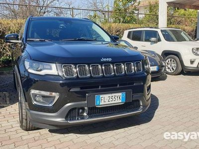 used Jeep Compass 2.0 multijet ii aut. 4wd limited my18 diesel