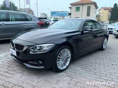 usata BMW 430 d xDrive Coupé Luxury UNICO PROPRIETARIO IVA ESP.