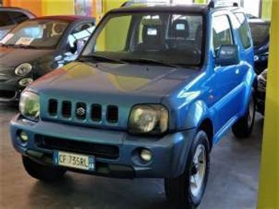 usata Suzuki Jimny 1.3i 16V cat 4WD JLX Benzina