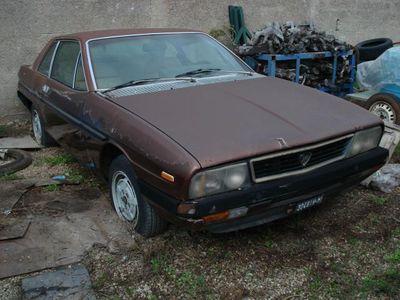 usata Lancia Gamma Coupé