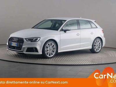 usata Audi A3 Sportback 2.0 Tdi S Tronic Design
