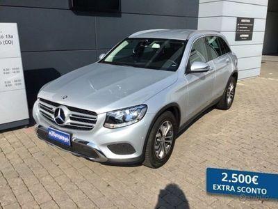 usata Mercedes GLC220 CLASSE GLCd Business 4matic auto