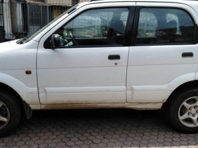 usata Daihatsu Terios SX 1.3 BENZINA/GPL 4X4 5 POSTI 5 PORTE DUAL AIRBAG ABS