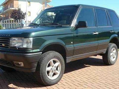 usata Land Rover Range Rover 1ª-2ªs.