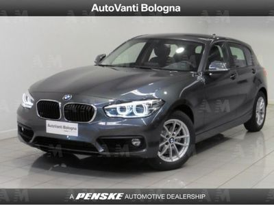 used BMW 118 d 5p. Business