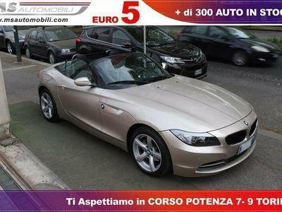 used BMW Z4 sDrive23i Automatica Unicoproprietario