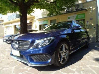 usata Mercedes C250 Classe Cd S.W. 4Matic Automatic Premium