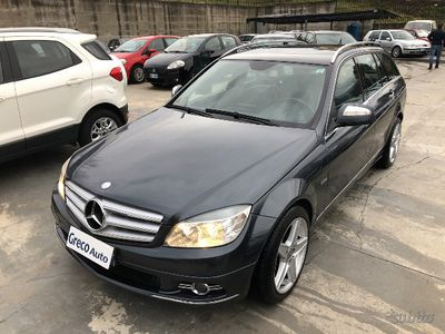 usado Mercedes C220 cdi 170cv avantgarde sw