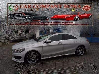 usata Mercedes CLA220 Classe220 Cdi D 7g-dct Amg Line Usato