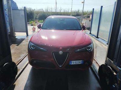 usata Alfa Romeo Stelvio 2.2 Turbodiesel 160 CV AT8 RWD S