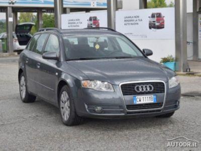 usata Audi A4 Avant 2.0 TDI 140CV OCCASIONE
