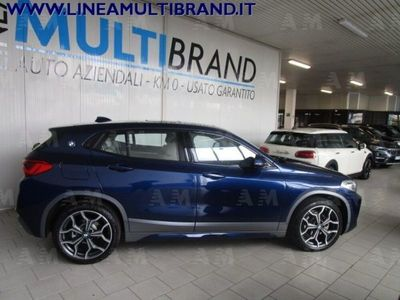 brugt BMW X2 sDrive18d Msport-X Automatico Sport Tetto Apribile