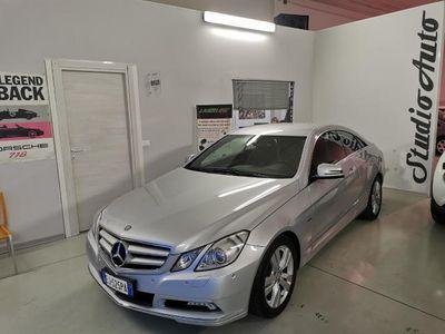 usata Mercedes E350 CDI Cabrio BlueEFFICIENCY Executiv+UNICO PROPRIET