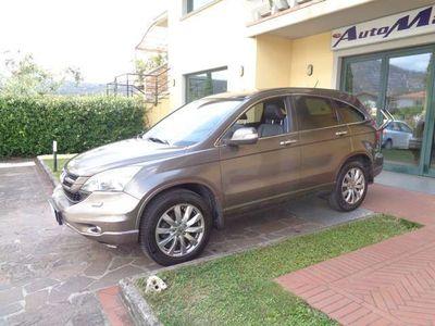 usata Honda CR-V 2.2 i-DTEC aut. Exclusive 4WD