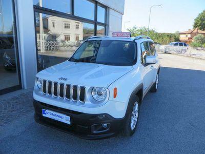 usata Jeep Renegade LIMITED 1.6 Mjt 120 cv UNICO PR.