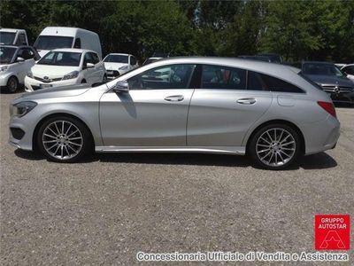 usata Mercedes CLA200 CDI S.W. Premium