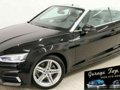 usata Audi A5 Convertible 2.0 TDI Sport Virtual cockpit