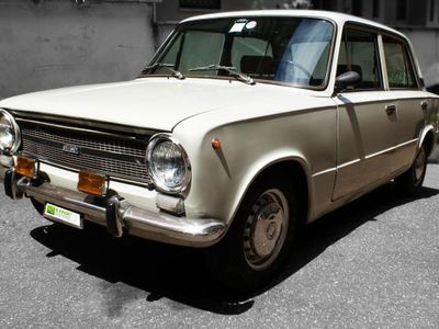 usata Fiat 124 A III 1972, Impianto GPL