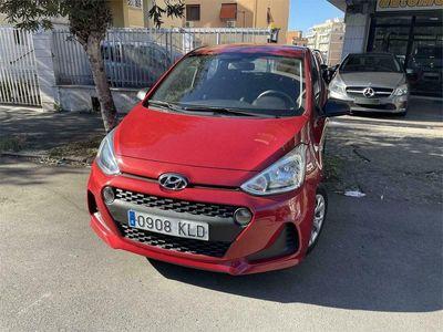 usata Hyundai i10 1.0 Mpi Comfort, Clima, Cerchi In Lega
