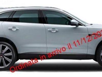 usata Jaguar F-Pace 2.0 250 CV AWD AUT. R-DYNAMIC HSE (X761) DEL 2020