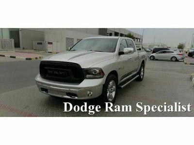 usata Dodge Ram BIG HORN CREW CAB 4X4 AUT. 8 MARCE IN ARRIVO