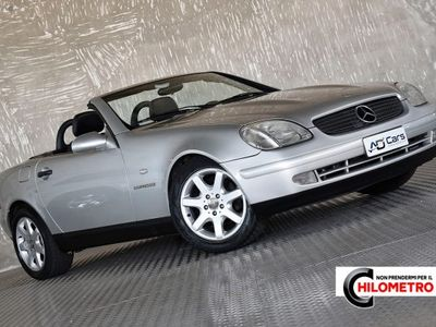 usado Mercedes SLK200 cat Kompressor