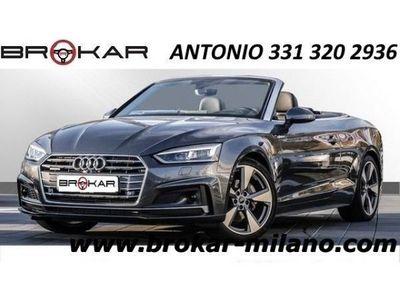 usata Audi Cabriolet Cabrio 3.0TDI Quattro Sport*VIRTUAL+MATRIXLED+B&O*