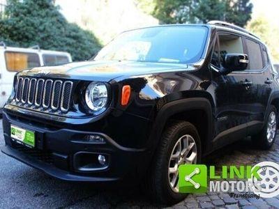 usata Jeep Renegade 2.0 MJT 140 CV ATX 4WD Limited, Cambio automatico, Uniproprietario, Tagliandi certificati, Pacchetto tagliandi fino al 2021, Sensori parcheggio anteriori, Appena tagliandata