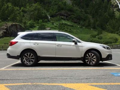 usata Subaru Outback 2.0d Lineartronic Unlimited