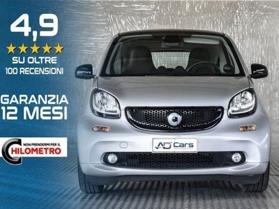used Smart ForTwo Coupé 70 1.0 twinamic Prime