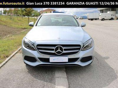 usata Mercedes C220 d S.W. 4Matic Auto Executive