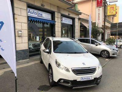 usata Peugeot 2008 1.6 e-HDI ALLURE UNIP. GARANZIA FINO 11/2019