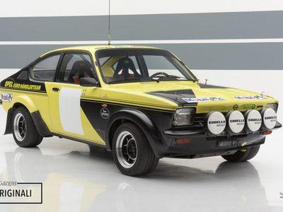 usado Opel Kadett GTE 1900 Gr. 2
