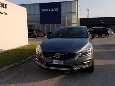 used Volvo S60 CC D4 AWD Geartronic Summum